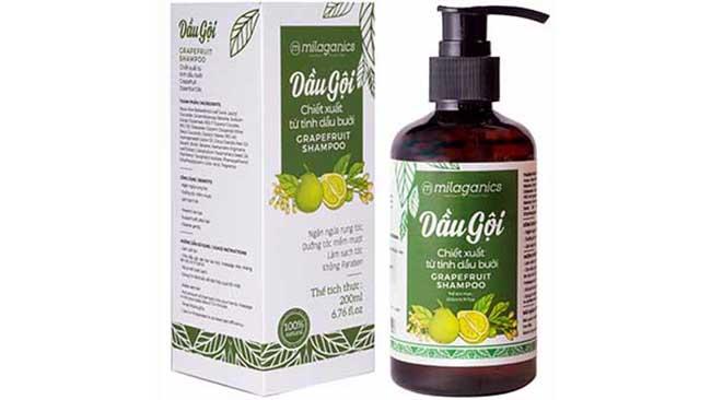 Mua các sản phẩm chăm chăm sóc tóc như spa chuyên nghiệp với thương hiệu Milaganics.